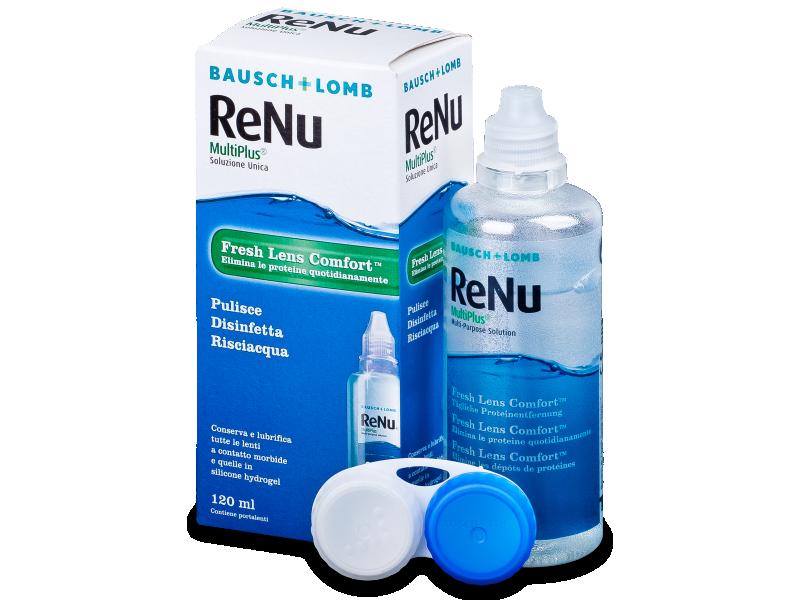 ReNu MultiPlus 120 ml  - Reinigungslösung