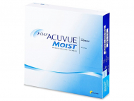 Kontaktlinsen Johnson and Johnson - 1 Day Acuvue Moist (90 Linsen)