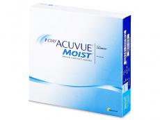 1 Day Acuvue Moist (90Linsen) - Tageslinsen