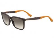 Sonnenbrillen Quadratisch - Boss Orange BO 0263/S GSS/HA