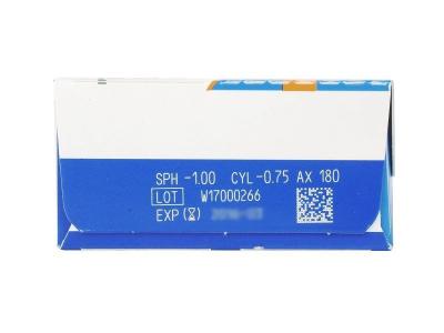 SofLens Daily Disposable Toric (30Linsen) - Vorschau