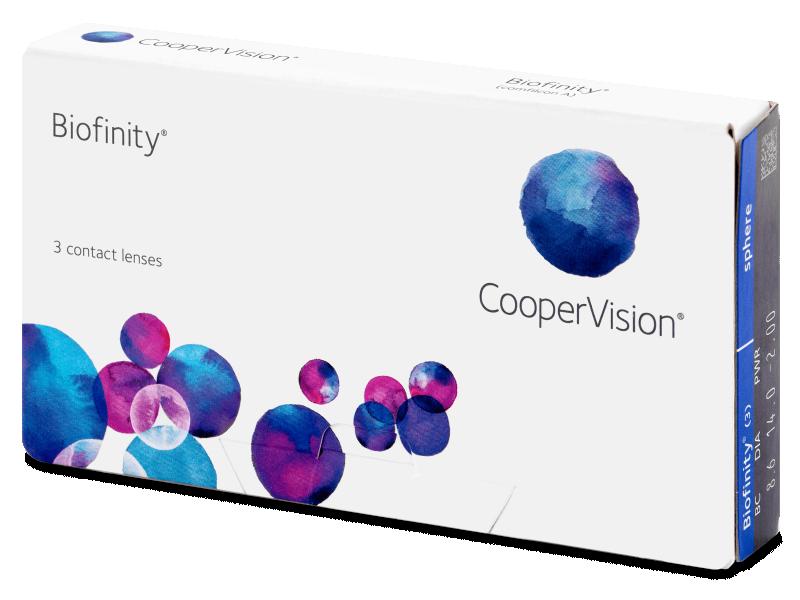 Biofinity (3Linsen) - Monatslinsen
