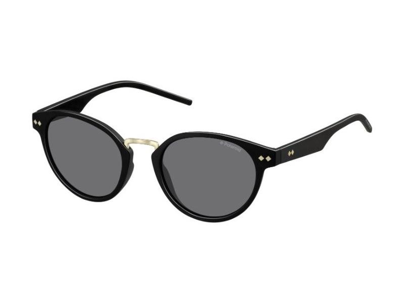 Polaroid PLD1022/S Sonnenbrille Schwarz D28 Polarisiert 50mm R96dHX6Cm