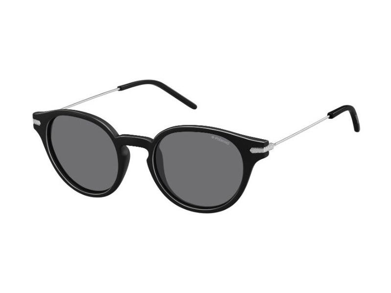 Polaroid Herren Sonnenbrille » PLD 1026/S«, schwarz, CVS/Y2 - schwarz/grau