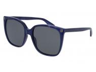Sonnenbrillen Gucci - Gucci GG0022S-005