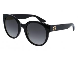 Sonnenbrillen Oval / Elipse - Gucci GG0035S-001