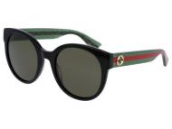Sonnenbrillen Rund - Gucci GG0035S-002