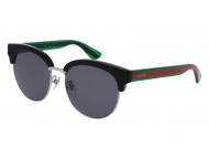 Sonnenbrillen Clubmaster / Browline - Gucci GG0058SK-002