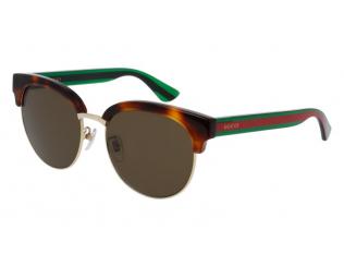 Browline Sonnenbrillen - Gucci GG0058SK-003