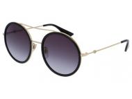 Sonnenbrillen Rund - Gucci GG0061S-001