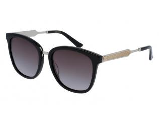 Sonnenbrillen Oval / Elipse - Gucci GG0073S-001