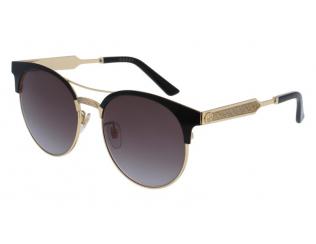 Browline Sonnenbrillen - Gucci GG0075S-002