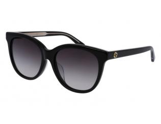 Sonnenbrillen Oval / Elipse - Gucci GG0081SK-001