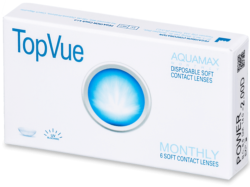TopVue Monthly (6Linsen) - Monatslinsen