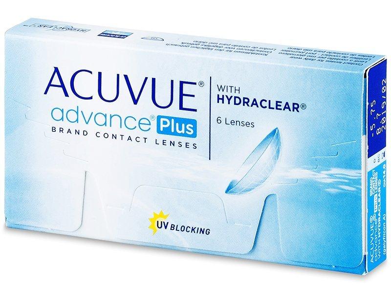 Acuvue Advance PLUS (6Linsen) - 2-Wochen-Kontaktlinsen