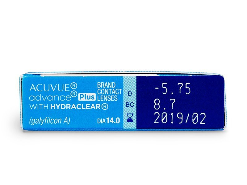Acuvue Advance PLUS (6 Linsen) - Vorschau