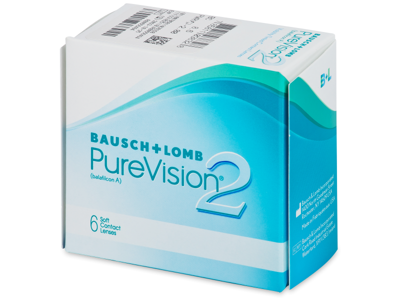 PureVision 2 (6Linsen) - Monatslinsen