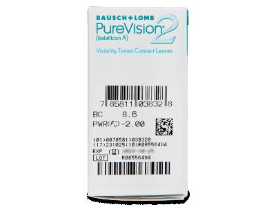 PureVision 2 (6Linsen) - Vorschau