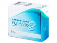 Bausch and Lomb - PureVision 2 (6Linsen)