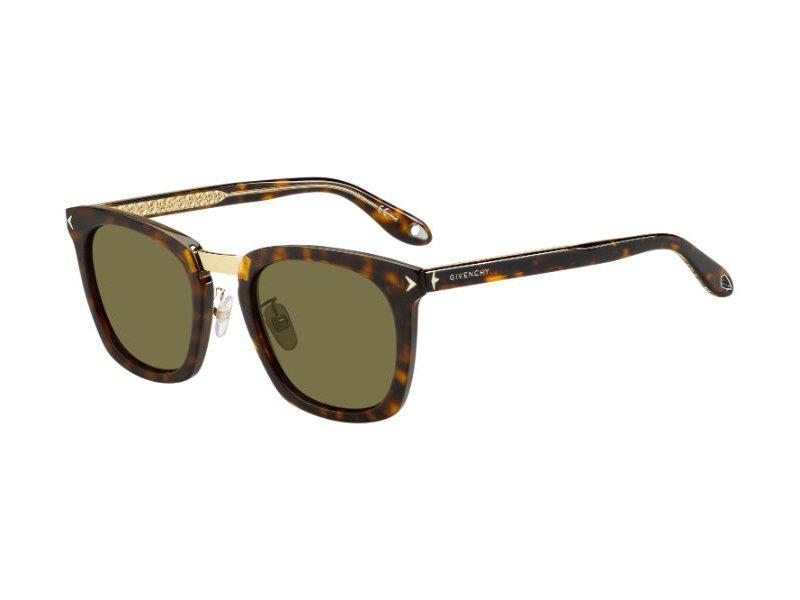 GIVENCHY Givenchy Herren Sonnenbrille » GV 7065/F/S«, braun, WR9/70 - braun