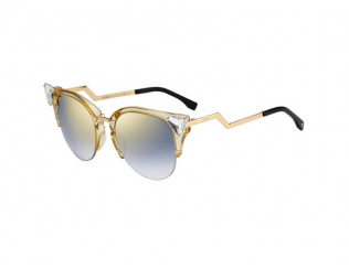 Cat Eye Sonnenbrillen - Fendi FF 0041/S 27L/FQ