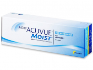 Tageslinsen - 1 Day Acuvue Moist for Astigmatism (30 Linsen)