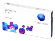 CooperVision - Biofinity XR Toric (3 Linsen)