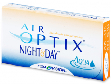 Air Optix Night and Day Aqua (3Linsen) - Älteres Design